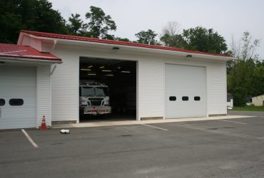 Commercial Construction – Fire House