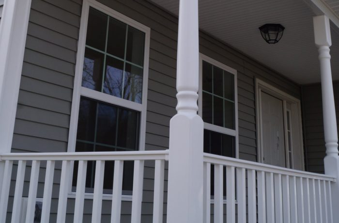 Residential Porch Construction