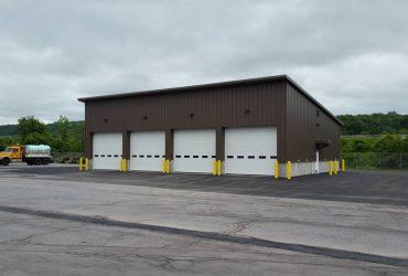 Herkimer Highway Garage -Department of Transportation