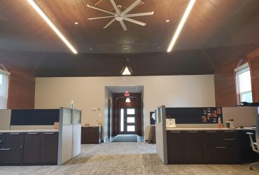 Refurbished Church into Professional Office